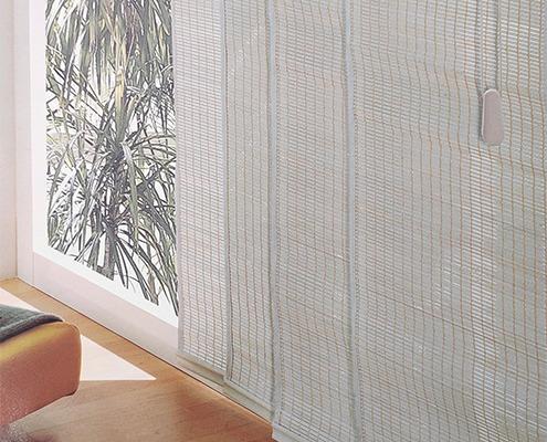 Painel Deslizante em Palhinha